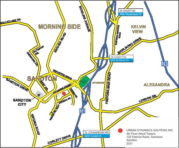 Directions - Urban Dynamics on nkandla map, soweto map, boksburg map, swaziland map, flevoland map, johannesburg map, changping district map, eastern finland map, latgale map, kempton park map, kzn map, limpopo map, krugersdorp map, lesotho map, africa map, podkarpackie map, transkei map, mpumalanga map, natal map,